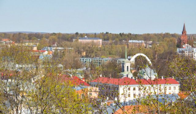Tartu, the Cultural Capital of Estonia