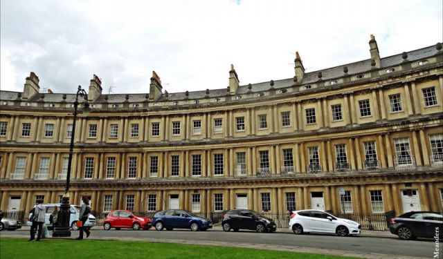 Bath, England through Jane Austen's Eyes