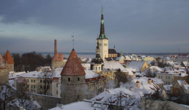 Two Days in Tallinn