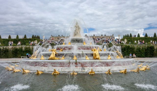 Day Trippers: Chateau De Versailles