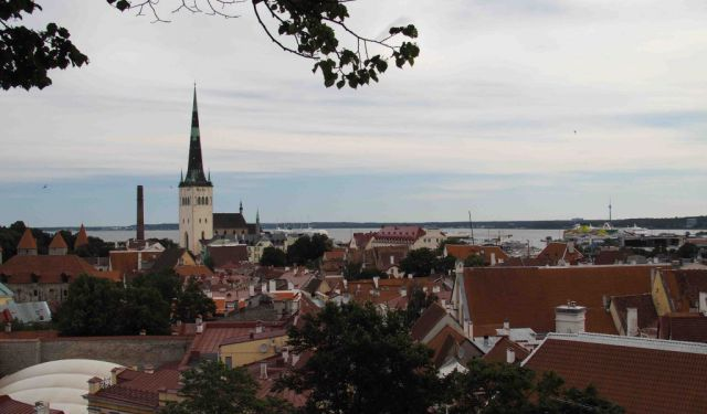 Loved Tallinn, Estonia!