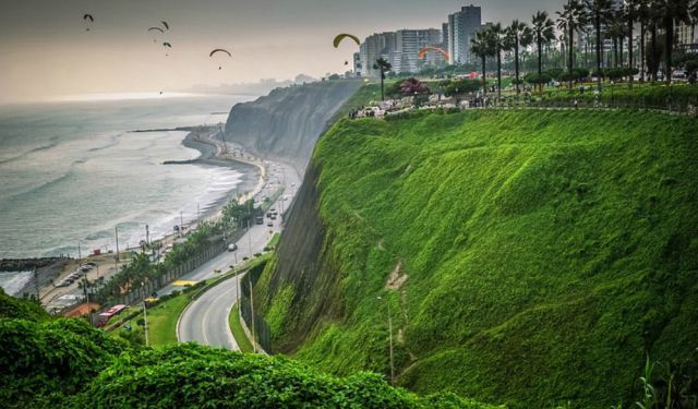 Self-Guided Walking Tour: An afternoon in Miraflores, Lima