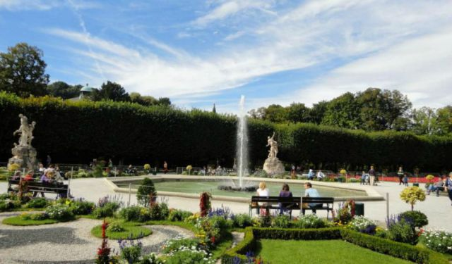 Salzburg – Where Beauty Blends with Music