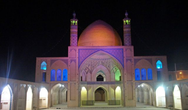 Discovering the Ancient City of Kashan