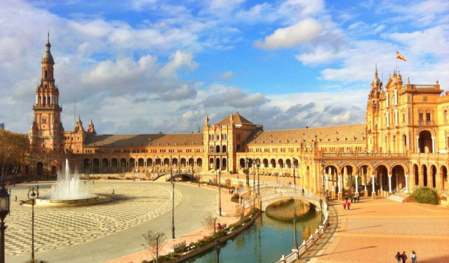 Top 9 Attractions in Seville