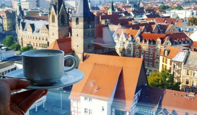 A German Adventure Part I: Erfurt