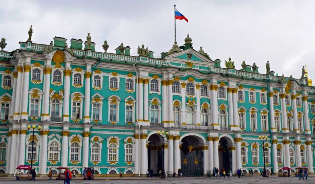 Hermitage Museum: A Visit to the Winter Palace of the Tsars
