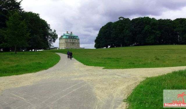 Day Trip Itinerary to Klampenborg from Copenhagen, Denmark.