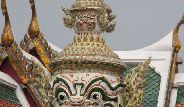 A Day Tour of Bangkok