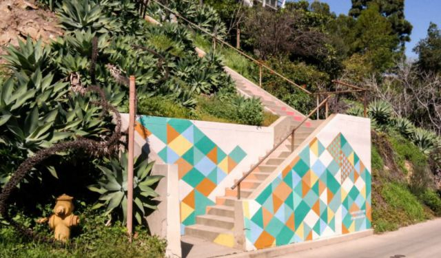 The Hidden Staircases of Silver Lake