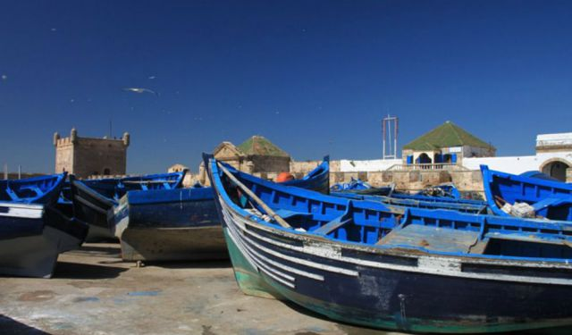 Excellent Time in Essaouira