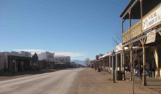 Tour of Tombstone
