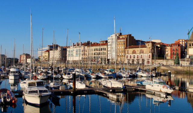 The Port of Asturias | Gijon