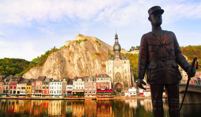 3 Reasons Why You Have to Visit Dinant