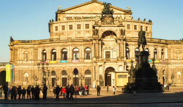 Dresden: Jewel Box in Eastern Germany