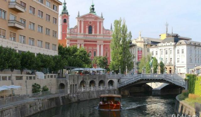 A City Guide to Ljubljana, Slovenia