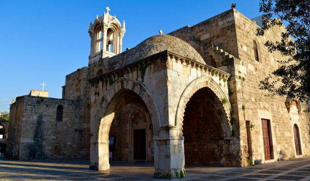 Byblos, the Ancient Phoenician Port City of Lebanon