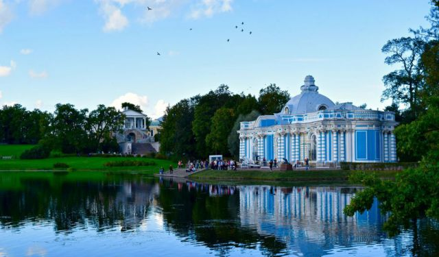 St. Petersburg: Catherine Palace & Peter and Paul Fortress