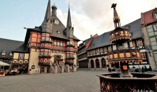 Wernigerode the Heart of the Harz