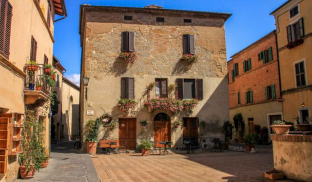 Italian Florence: Pienza, Italy Sightseeing Guide + Self-Guided Walk