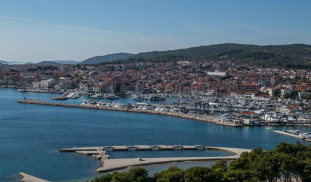 Vodice in Croatia - a Surprise Package