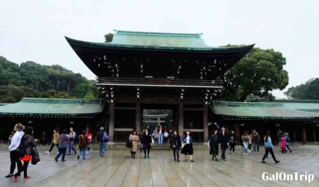 Meiji Shrine: Serene Spot in Shibuya