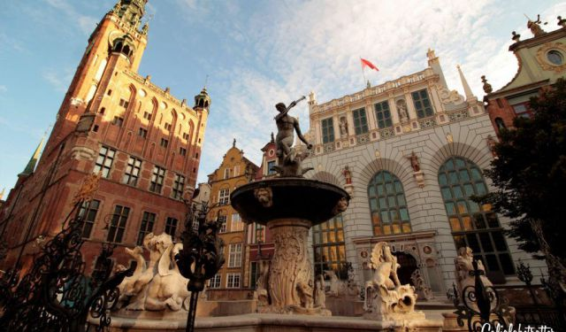 The Beguiling Charm of Gdansk, Poland