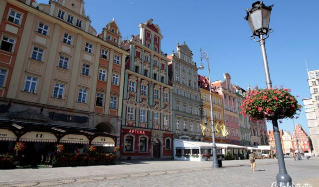 Experience the Charm of Wroclaw, Poland
