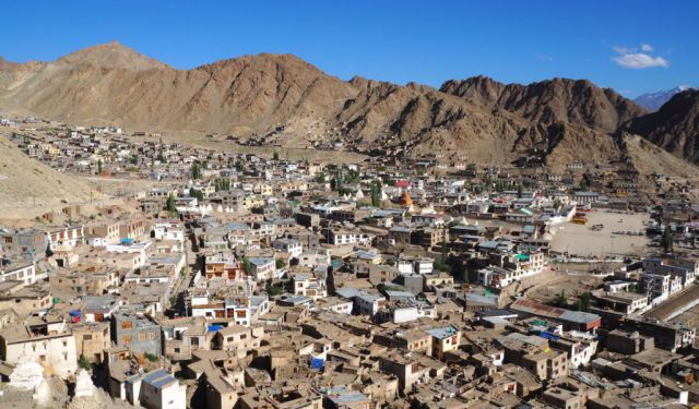What It's Like to Travel to Leh Ladakh: the Land of High Pas