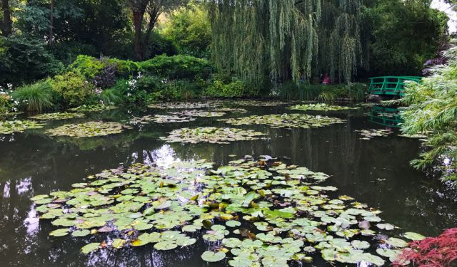 Monet S Garden Our Tour Of Giverny: Vernon, France Sightseeing Guide + Self-Guided Walk