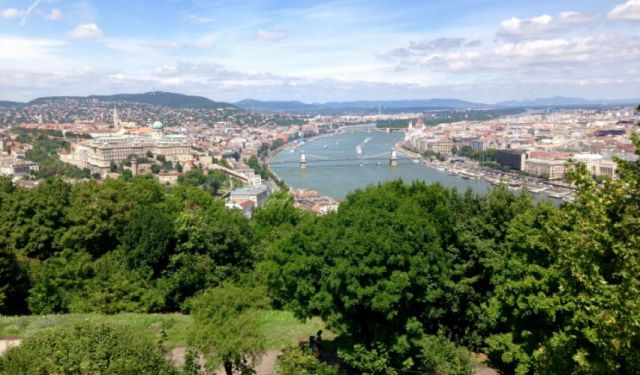 My Nine Delights of Budapest, Hungary