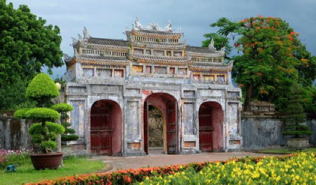 Historical and Romantic City of Hue