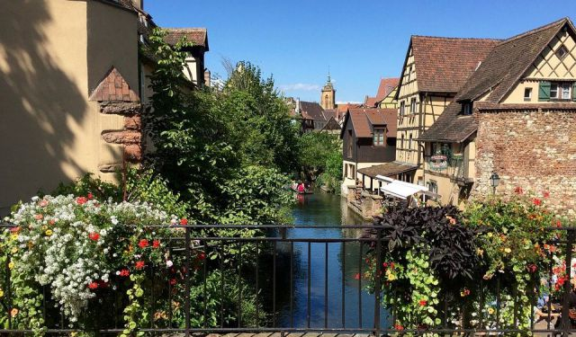 Colmar France Sightseeing Guide Self Guided Walk