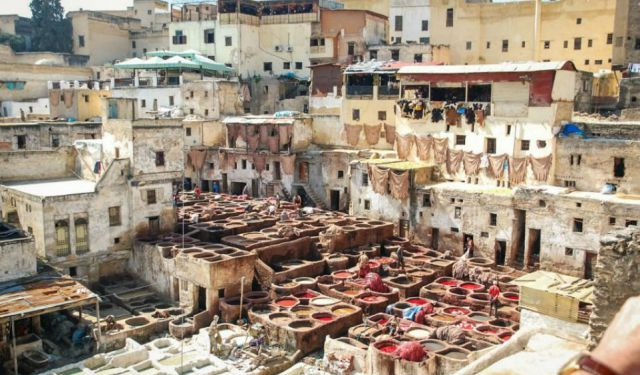 Lose Yourself in Fez Morocco