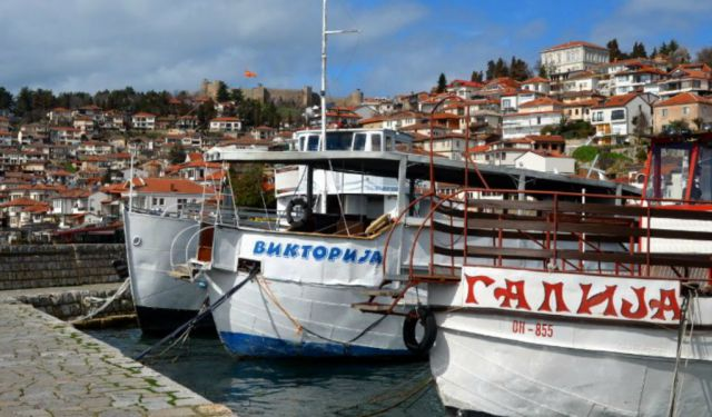 Ohrid in 2 Days