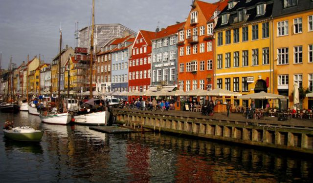 Denmark: Seeing Copenhagen in 96 Hours