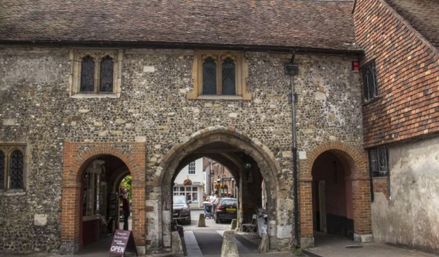 Winchester, King Alfred's Capital of England