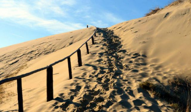 A Day in the Curonian Spit of Lithuania