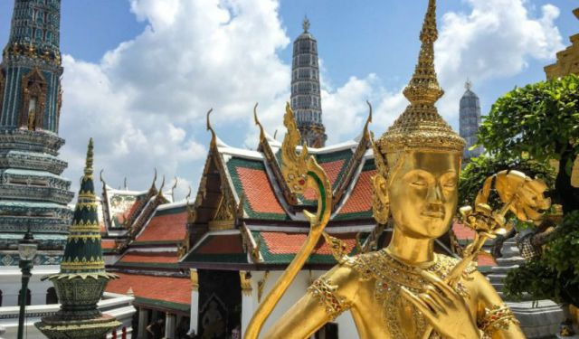 Where to Go in Bangkok