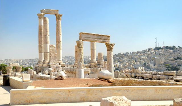 Amman - What to See in the White Capital