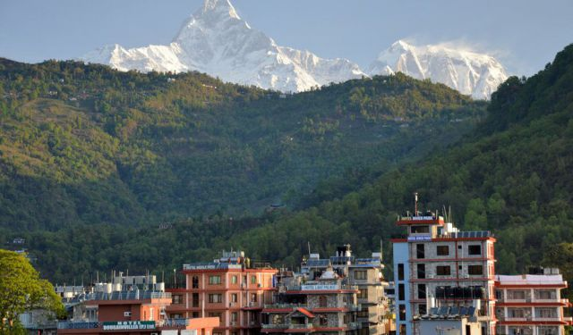 Pokhara - The Easiest Way to the Himalayas