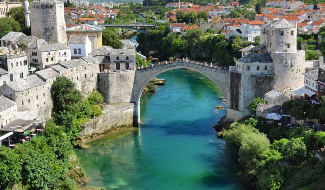 Mostar and Blagaj - The Living Fairy Tale