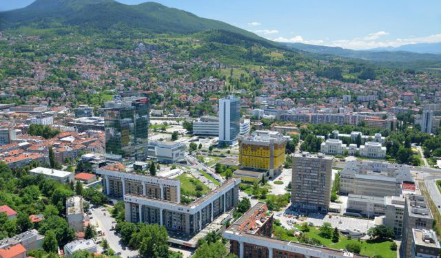 Sarajevo - A City at the Crossroad of Civilizations