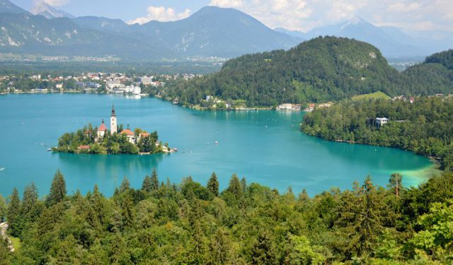 Bled Slovenia Sightseeing Guide Self Guided Walk