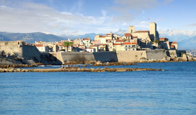 Antibes - Lesser Known French Riviera, Part 1