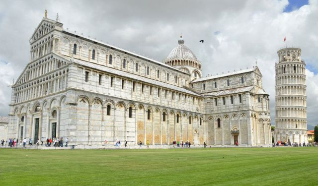 Is There Anything Else in Pisa, Besides the Tower?