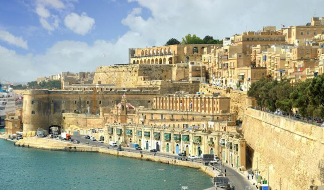 Valleta - What to See in Malta's Golden Capital?