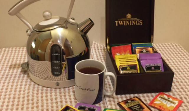 Twinings Tiny Tea Shop in London