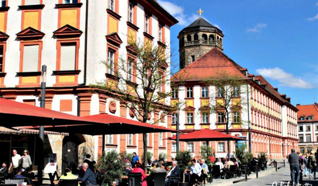 Crushing on Beautiful Bayreuth