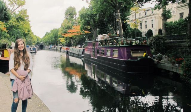 What to Do in Little Venice London